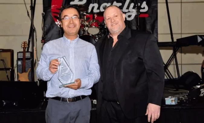 获得奖项 | 丁剑 | 渥太华专业地产经纪